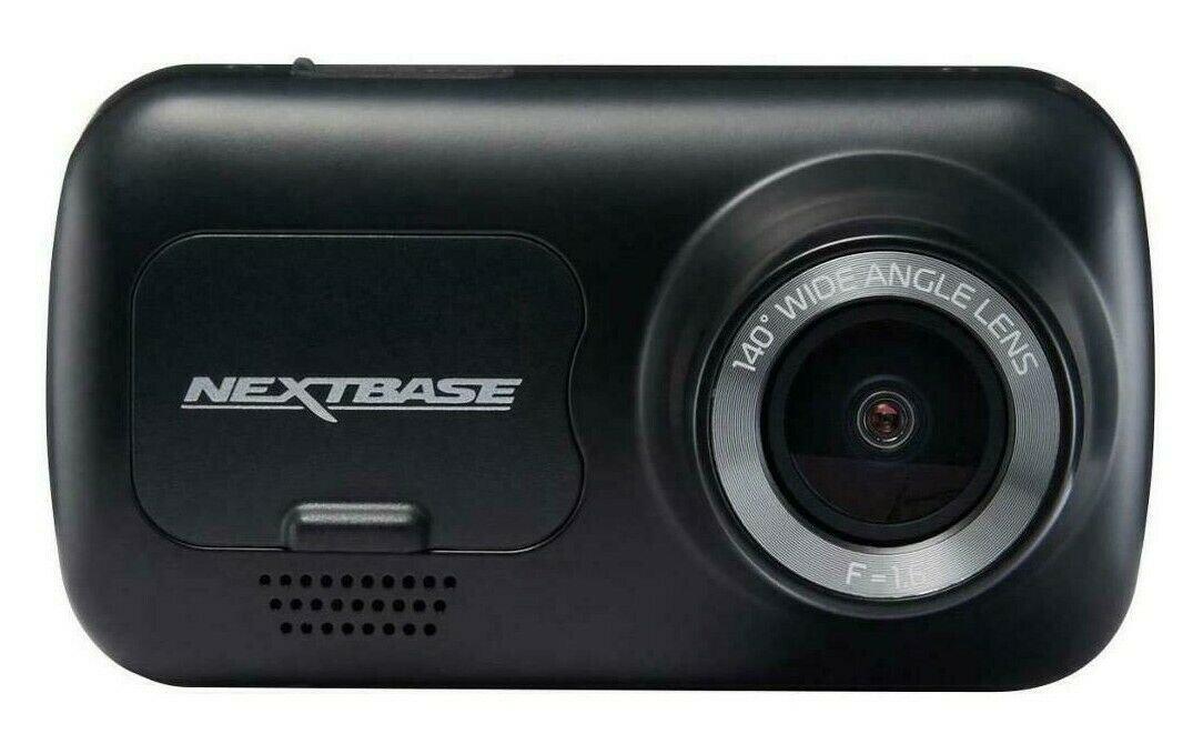 NextBase 222 1080p Full HD Dash Cam with G-Sensor