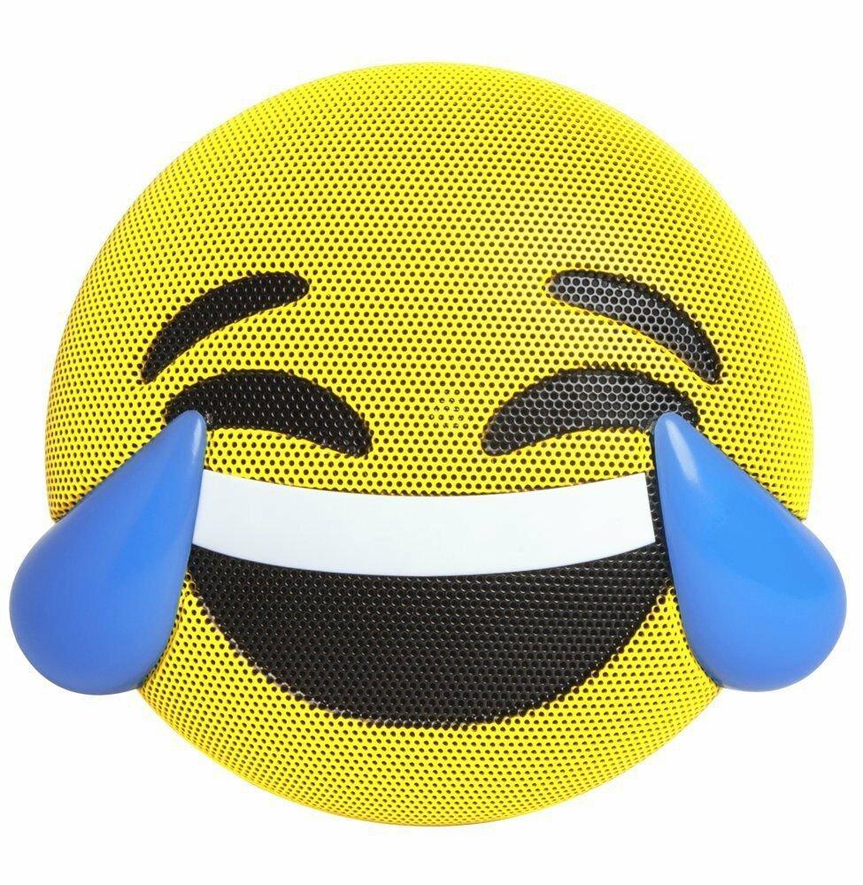 LOL Emoji Rechargeable Bluetooth Wireless Speaker