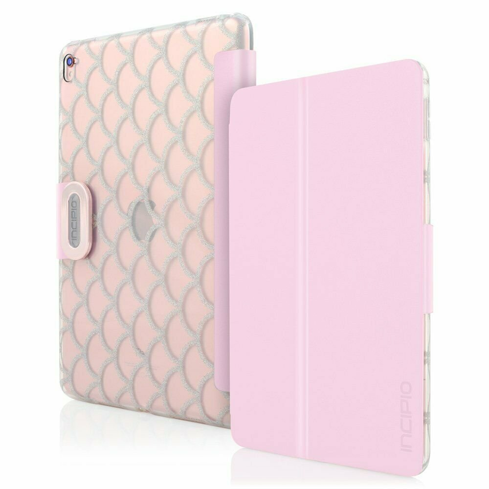"Incipio  iPad Pro 9.7"" Case  Folio Mermaid Scratch Resistant   #IPD333MGLTR"