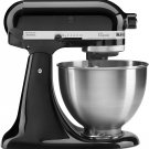 KitchenAid 4.5-Quart 10-Speed Tilt-Head Stand Mixer - Onyx Black