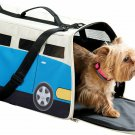 Etna Happy Camper Pet Carrier Bag For Dog, Cat, Puppies, Kittens and Small Animals