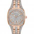 Bulova 98B324 Men's Phantom Silver and Rose Gold Watch