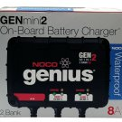 Noco GENM2 2-Bank 8-Amp Waterproof On-Board Marine Battery Charger #GENM2