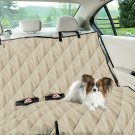 Etna Quilted Pet Cat Dog Car Vehicle Seat Cover