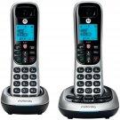 Motorola CD4012 2-Handset Digital Cordless Telephone with Answering Machine