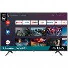 "Hisense 50H6590F 50"" 4K Ultra HD HDR Android Smart TV"