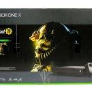 Microsoft Xbox One X 1TB Console Fallout 76 Bundle - Black #XBOXXFALLOUT