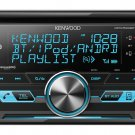 Kenwood 2-DIN Car Stereo CD Receiver Player with Bluetooth USB AUX *DPX503