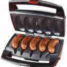 Johnsonville Sizzling Sausage Indoor Grill - Black/Stainless Steel BTG0498