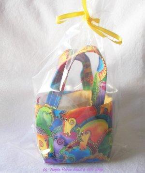 Mini Tote Bath Body Gift Set