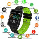 Waterproof Smart Watch Blood Pressure/Heart Rate Bracelet for iphone iOS Android