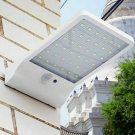 36 LED Solar Power Motion Sensor Garden Security Lamp Outdoor Waterproof Light Y