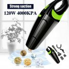 Portable Rechargeable Vacuum Cleaner Wet Dry Handheld Cordless 120W Car Home CHY
