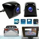 Car Rear View Backup Camera 170° Angle Parking Dash Cam Night Vision Waterproof.