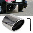 Replacement Stainless Steel Exhaust Muffler Tip Tail Pipe For Honda Accord 08-13