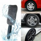 1xVehicle Car Motorbike Wheel Tire Rim Scrub Brush Washing Cleaning Tool Cleaner