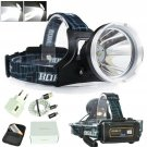 XM-L2 LED Rechargeable Headlamp Hunting Headlight 18650 Torch Lamp Light CHY