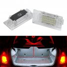 1PC Super White 18-SMD Canbus Luggage Trunk Cargo Area LED Light Lamp For BMW Y