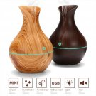 USB LED Ultrasonic Humidifier Essential Oil Diffuser Aroma Aromatherapy Purifier