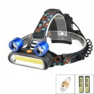 15000LM T6 LED Headlamp Rechargeable Head Light Flashlight 18650 Torch Lamp Y