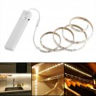 Led PIR Sensor Strip Motion Activated Bed Light Battery Operated Warm White CHY