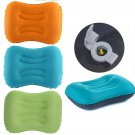 Portable Ultralight Inflatable Air Pillow Cushion Travel Camping Good Sleep Rest