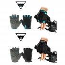 2019 New Cycling Gloves Half Finger Bike Bicycle Gloves Anti-slip Gloves M L XL