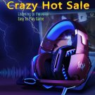 3.5mm Gaming Headset LED Headphones Stereo Surround for PS3 PS4 Xbox one X 360 Y