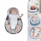Portable Baby Crib Folding Travel Nursery Infant Toddler Cradle Sleeping Bed CHY