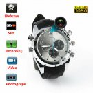 32GB HD Hidden Watch Spy Camera Mini Digital Video Recorder DV DVR Memory CHY