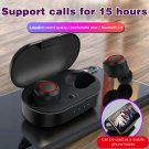 Bluetooth 5.0 Headset TWS Wireless Earphones Mini Earbuds Stereo Headphones CHY
