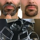 Beard Mold Beard Shaping Shaving Men's Fashion Beard Template Tool Beard Trimmer