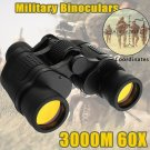 Telescope 60x60 Military Army Zoom Ultra HD Binoculars Optics Hunting Camping Y