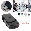 1280x960 HD Mini U-Disk DVR USB Hidden Cam Shaft Sports Monitoring DV Recorder