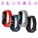 M3 Band3 Smart Band Mi3 Watch Bracelet Wristband Fitness Tracker Blood Pressure.