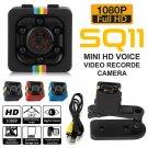 SQ11 Mini Camera DV DVR Full HD 1080P Car Dash Cam IR Night Vision CC