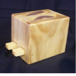 TOY WOODEN TOASTER, APPLIANCE