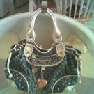 AUTHENTIC BABY PHAT DENIM HOBO HANDBAG