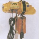 Tayo Mini Chain Hoist