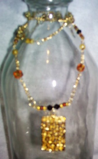 Egyptian Shebi Necklace