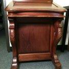 "Somerset Small Secretaries Desk Table, 21 1/2"" x 21 1/2"" x 33 1/2"" High"