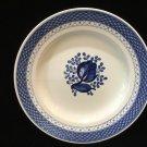 "Antique Royal Copenhagen Aluminia Faience Dinner Plate, 11/948, 10"" Diameter"