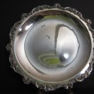 "VINTAGE EPCA OLD ENGLISH SILVERPLATE BY POOLE 5002 SERVING TRAY, 15"" DIAMETER"