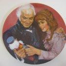 "1979 Viletta A Gift from Godfather The Nutcracker Ballet Plate, 8 1/2"" Diameter"
