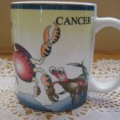 "Vietnamese Minh Long I ""Cancer"" Coffee Cup Mug, 4"" T & 3 1/3"" D"