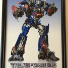 "Transformers Coming to DVD of Commercial, DreamWorks Pictures, 24"" x 36"", Framed"