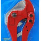 CTT Tools PVC Pipe Cutter Ratcheting 1 5/8 Plastic Tube