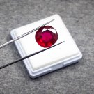 10.70ct natural ruby shape oval certified loose gemstone