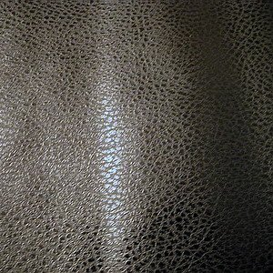 Black Faux Leather Contact Paper