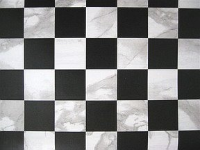 Checkered Contact Paper